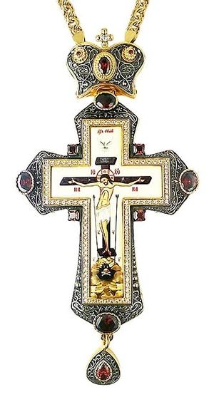 Pectoral award cross - A293