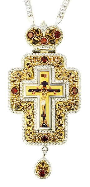 Pectoral award cross - A276