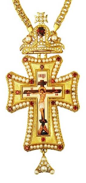 Pectoral award cross - A283