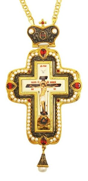 Pectoral award cross - A278