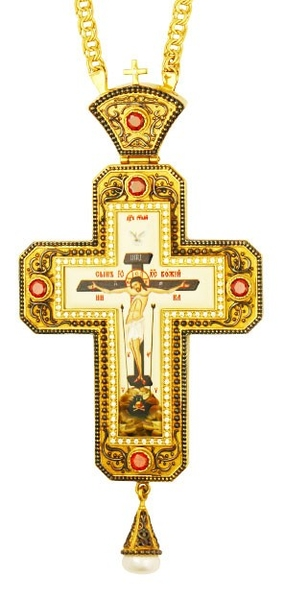 Pectoral award cross - A282