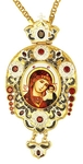Bishop panagia (encolpion) - A1117