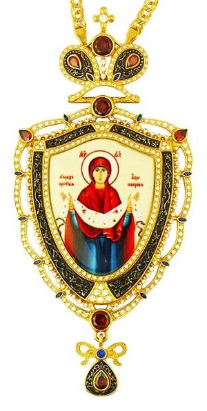 Bishop panagia (encolpion) - A1093