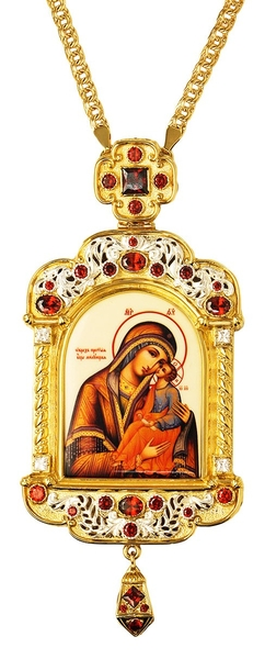 Bishop panagia (encolpion) - A1005