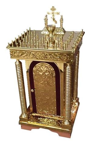 Memorial table no.545 (50 candles)