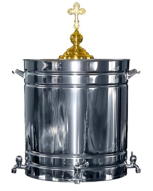 Tank for Holy water - 75 L