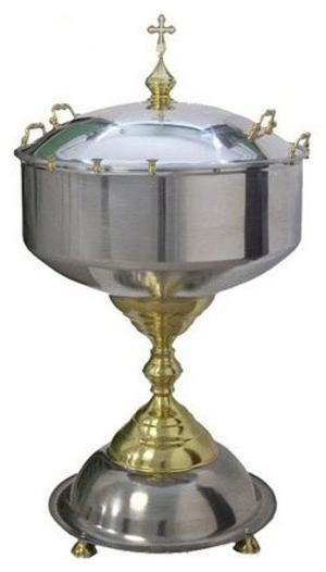 Baptismal font - 70 L