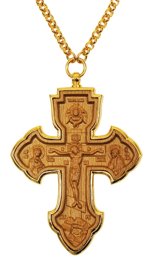 Pectoral chest cross no.Z3