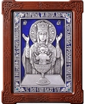 Icon of the Most Holy Theotokos the Inexhaustible Cup - A101-3