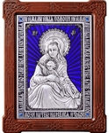 Icon of the Most Holy Theotokos the Merciful Virgin - A112-3