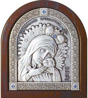 Icon of the Most Holy Theotokos of Korsoun - A154-2