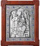 Icon of the Most Holy Theotokos the Queen of All - A158-2
