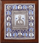 Icon of the Most Holy Theotokos of the Sign - A51-3