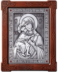 Icon of the Most Holy Theotokos of Theodorov - A78-2