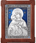Icon of the Most Holy Theotokos of Theodorov - A78-3