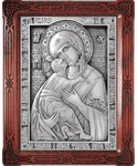 Icon of the Most Holy Theotokos of Vladimir - A86-2