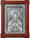 Icon of the Most Holy Theotokos of the Seven Arrows - A87-2