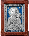 Icon of the Most Holy Theotokos of Tikhvin - A91-3