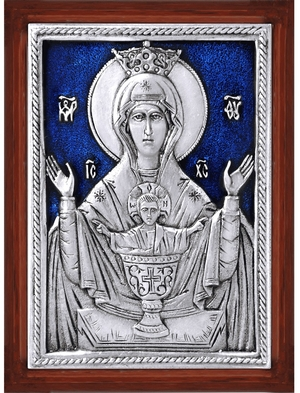 Icon of the Most Holy Theotokos the Unexausitble Cup - A92-3