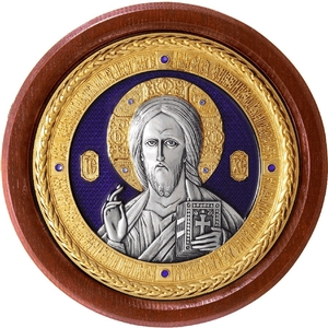 Icon of Christ the Pantocrator - A98-7