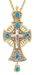 Pectoral chest cross no.007s