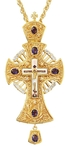 Pectoral chest cross no.007