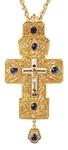 Pectoral chest cross no.026