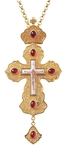 Pectoral chest cross no.006