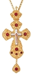 Pectoral chest cross no.031