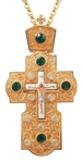 Pectoral chest cross no.002
