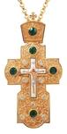 Pectoral chest cross no.002