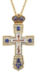 Pectoral chest cross no.028