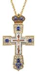 Pectoral chest cross no.028