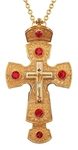 Pectoral chest cross no.010