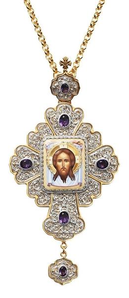Pectoral chest cross no.001