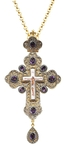 Pectoral chest cross no.021