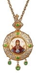 Bishop encolpion panagia no.111