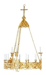 Church horos (chandelier) no.R7 (12 candles)