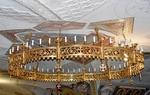 Church horos (chandelier) no.R8 (48 candles)