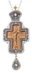 Pectoral chest cross no.10