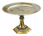 Liturgical diskos no. 1008