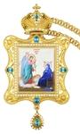 Bishop panagia no.748 with chain