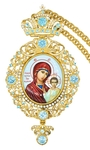 Bishop panagia (encolpion) no.562