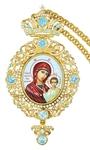 Bishop panagia (encolpion) no.562