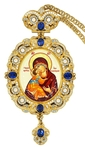Bishop panagia (encolpion) no.652