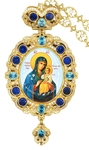 Bishop panagia (encolpion) no.653