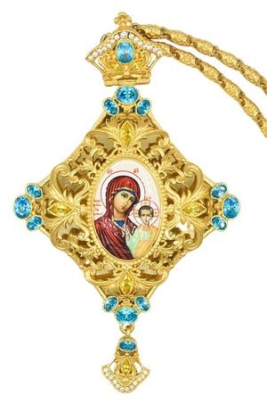Bishop panagia (encolpion) no.845