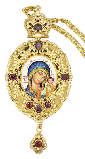 Bishop panagia (encolpion) no.924