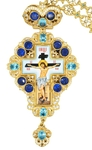 Pectoral priest cross no.150 with chain