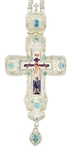 Pectoral priest cross no.250 with chain